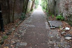 Pasillo en Charleston, SC Imagen de archivo