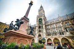 Pasillo en Munich Imagen de archivo