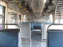 Pasillo en tren Imagen de archivo