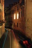 Pasillo en Venecia Imagen de archivo
