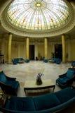 Pasillo Lima Perú del hotel del atrio imagenes de archivo