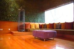 Pasillo o sala de estar Foto de archivo libre de regalías