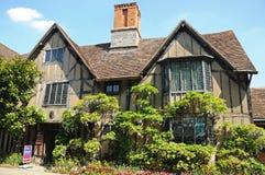 Pasillos cercado, Stratford-sobre-Avon fotos de archivo libres de regalías