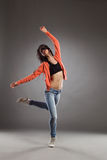 Pasión de la danza Imagen de archivo libre de regalías