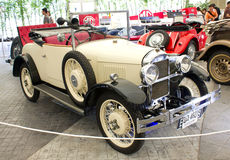 PASinger Vintage Car On Display. Royalty Free Stock Images