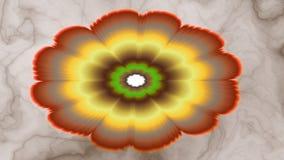 Pasja na marmurze, widescreen ilustracja wektor