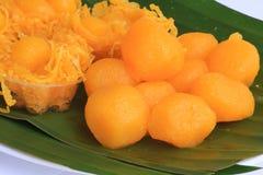 paska deserowy tajlandzki yib Obrazy Stock