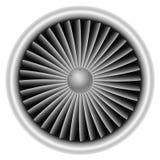 Płaska turbina Fotografia Stock