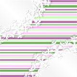 paskująca karty abstrakcjonistyczna koronka Obrazy Stock