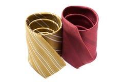 paskujący modny krawat Zdjęcie Royalty Free