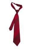 paskujący modny krawat Fotografia Royalty Free