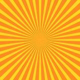 paskuje w tle żółty ilustracja wektor