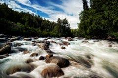 Paso de Alaska Hatcher fotografía de archivo
