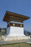 Paso de Dochula, Punakha, Bhután Imagen de archivo