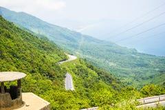 Paso de Hai Van, provincia de la tonalidad de Thua Thien, Vietnam foto de archivo