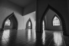 Paso de la abertura del templo en Tailandia Foto de archivo libre de regalías