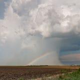 Paso de la tormenta Foto de archivo libre de regalías