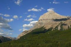 Paso de montaña Imágenes de archivo libres de regalías