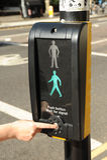Paso de peatones Fotografía de archivo libre de regalías