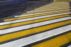 Paso de peatones Foto de archivo
