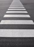 Paso de peatones Imagen de archivo libre de regalías