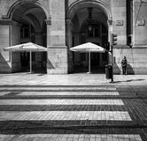 Paso de peatones portugal Rebecca 36 foto de archivo libre de regalías