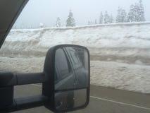 Paso de Snowqualmie foto de archivo libre de regalías