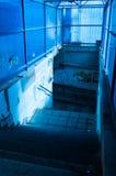 Paso de subterráneo Desolated Fotografía de archivo libre de regalías