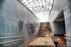 Paso de subterráneo HDR Fotografía de archivo libre de regalías