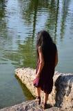 Paso del agua Fotografía de archivo libre de regalías