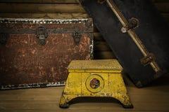 Paso del ferrocarril Fotografía de archivo libre de regalías