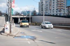 Paso del vacaresti de Bucarest Fotografía de archivo