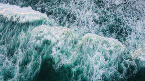 Paso elevado del Océano Pacífico Fotos de archivo