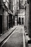Paso en Whitechapel Fotografía de archivo libre de regalías