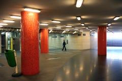 Paso subterráneo Budapest Fotos de archivo