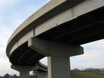 Paso superior de la carretera Imagenes de archivo