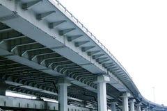 Paso superior del puente Fotografía de archivo