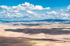 Paso Toe Scenic Landscape Fotos de archivo libres de regalías