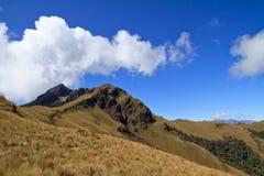 Pasochoa volcano, Ecuador Stock Image