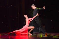 Pasodoble Dance Royalty Free Stock Photography