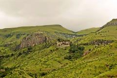 Pasos de la cascada Foto de archivo libre de regalías