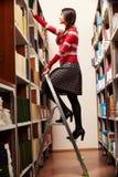 Pasos de progresión al conocimiento Foto de archivo libre de regalías
