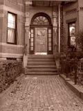 Pasos de progresión al hogar Fotos de archivo libres de regalías