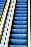 Pasos de progresión de escalera móvil Fotos de archivo libres de regalías
