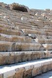 Pasos de progresión del Amphitheatre del gladiador Imagen de archivo libre de regalías
