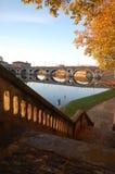 Pasos de progresión a Garona imagenes de archivo