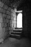 Pasos de progresión a la luz Imagenes de archivo