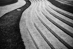 Pasos de progresión convergentes Imagen de archivo