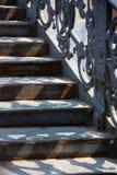Pasos de un puente veneciano fotos de archivo libres de regalías