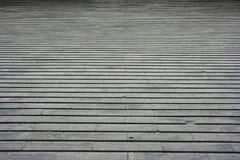 Pasos infinitos - la ciudad Prohibida, Pekín, China Imágenes de archivo libres de regalías